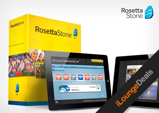Daily Deal: Get up to $270 off on select Rosetta Stone language sets