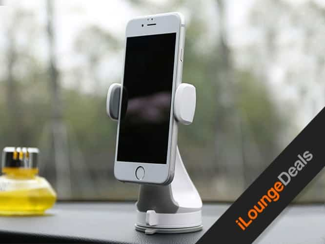 Daily Deal: Rotating Car Phone Stand