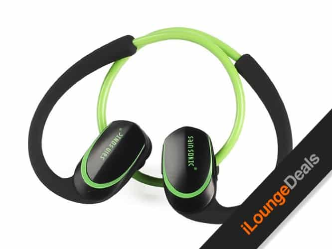 Daily Deal: SainSonic Wireless HD Stereo Earphones