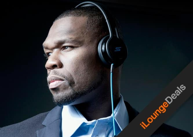Daily Deal: Save 39% on the 50 Cent designed SMS headphones