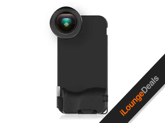 Daily Deal: Snap!7 iPhone Camera Cases with HD Wide Angle Lens