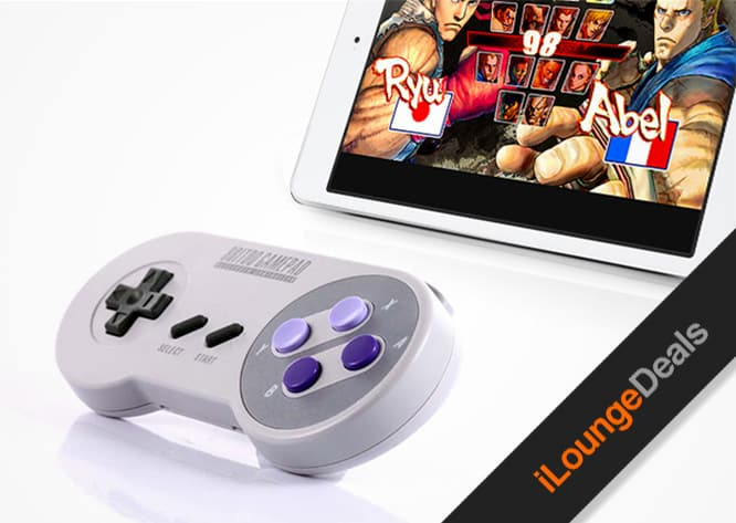Daily Deal: SNES30 Bluetooth Game Controller