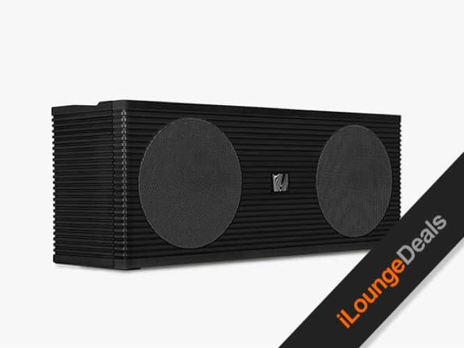 Daily Deal: Soundfreaq Double Spot Bluetooth Speaker