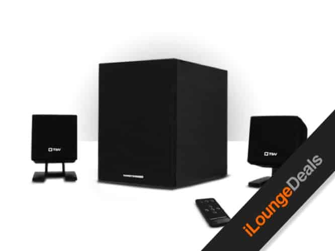 Daily Deal: Spiel Bluetooth Speaker System