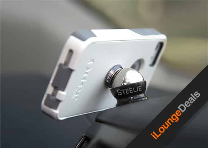 Daily Deal: Steelie Magnetic Smartphone Car Mount