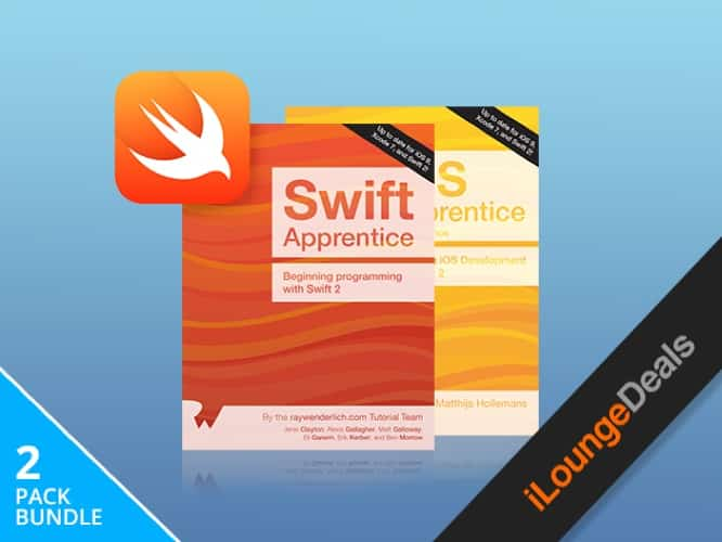 Daily Deal: Swift & iOS Beginner eBook Bundle