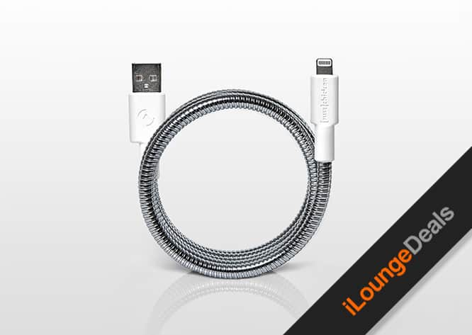 Daily Deal: Titan MFi-Certified Lightning Cable