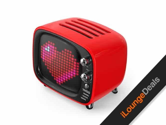 Daily Deal: TIVOO Pixel Art Bluetooth Speaker