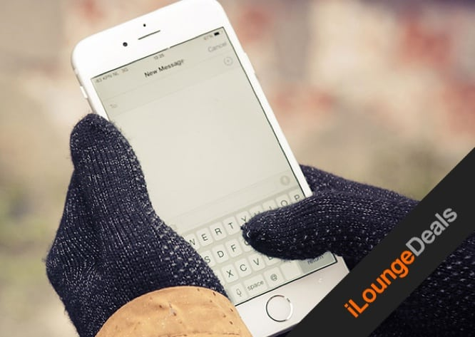 Daily Deal: Stay Warm & Connected This Winter With Touch-Screen Gloves & A Bluetooth Beanie