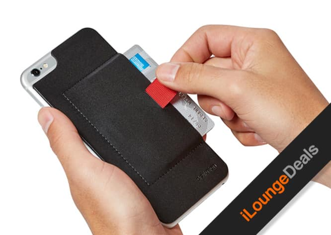Daily Deal: Wally Stick-On iPhone Wallet