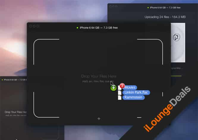 Daily Deal: WALTR Audio/Video Uploader for Mac & iOS