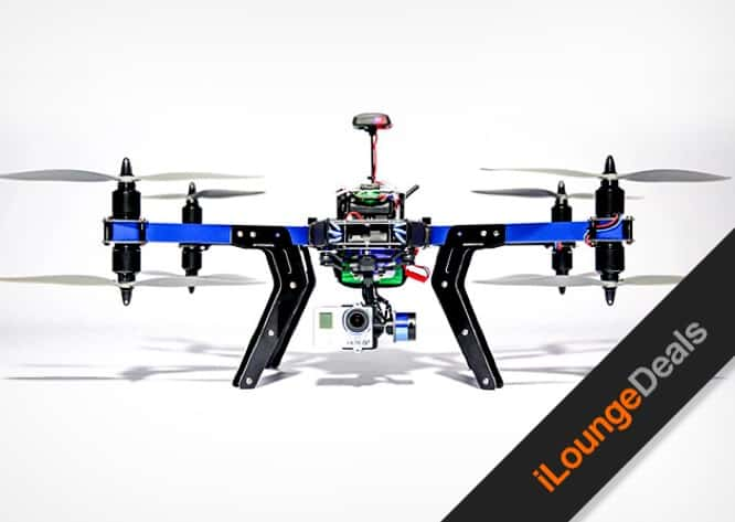 Daily Deal: 3D Robotics X8+ Premier Power Drone + 3 Months of Blinkist For Free!