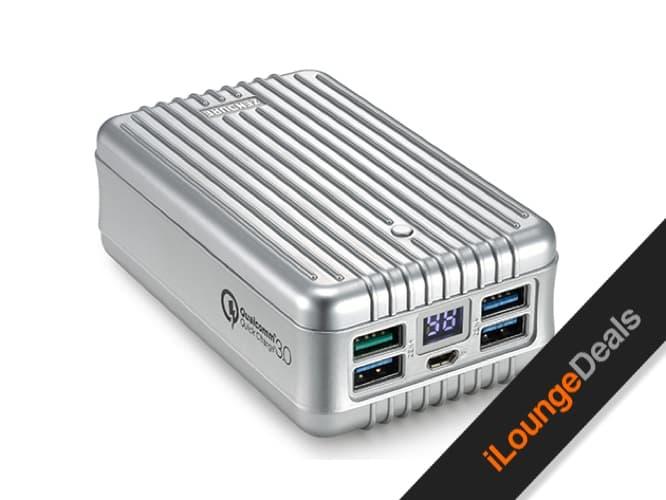 Daily Deal: Zendure A8 26,800mAh QC3.0 Portable Battery Bank