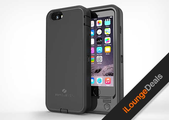 Daily Deal: ZeroShock iPhone 6 / 6 Plus Battery Case