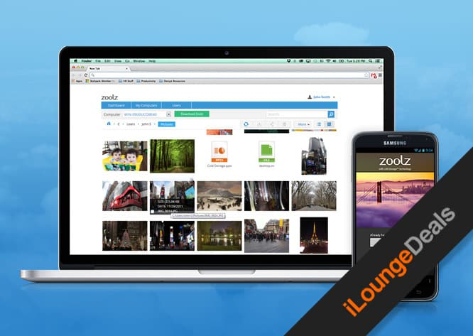 Daily Deal: Zoolz Cold Storage Lifetime Subscription