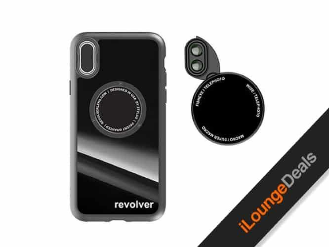 Daily Deal: Ztylus Revolver M Series iPhone Lens Kit