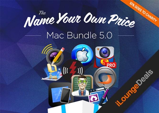 Daily Deal: Name Your Own Price Mac Bundleft. RapidWeaver & TuneUp