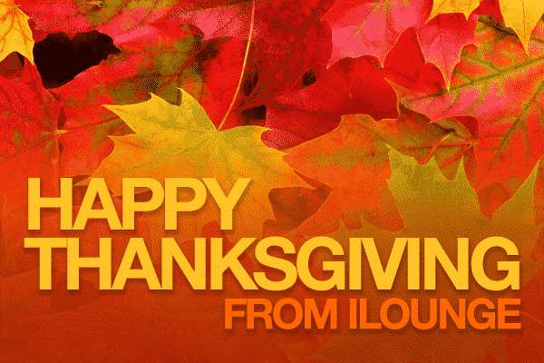 Happy Thanksgiving 2017 from iLounge!