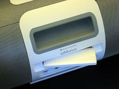 Review: Altec Lansing inMotion iM7 Portable Speakers