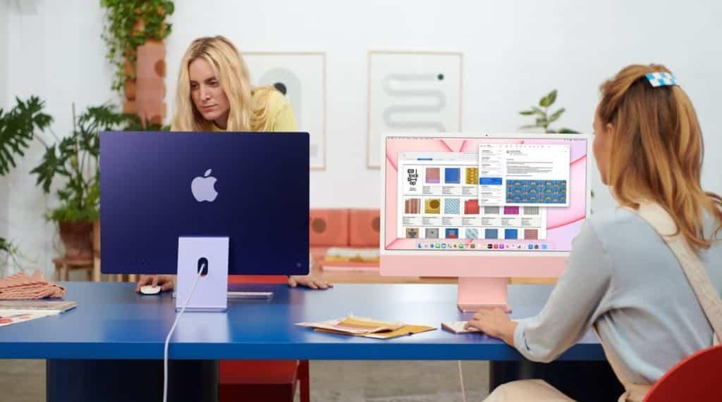 """New 24"""" iMac"""