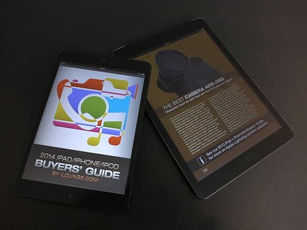 Take A Sneak Peek At Our 2014 iPad/iPhone/iPod Buyers' Guide