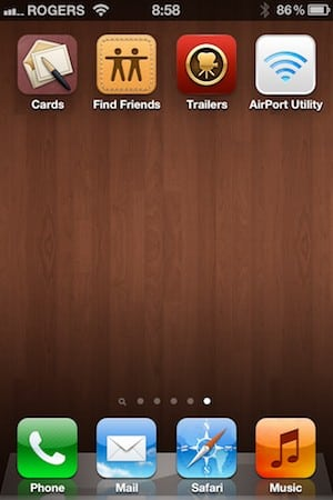 iPhone + iPad Gems: Cards, Find My Friends, iTunes Movie Trailers, AirPort Utility