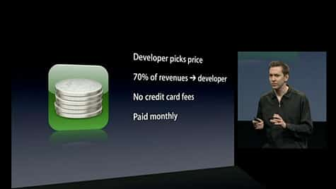 Apple intros In-App Purchase micro-transaction service
