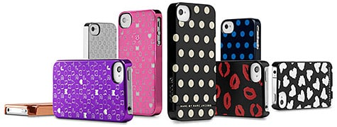 Incase, Marc Jacobs team on cases for iPhone 4, 4S