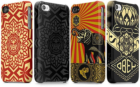 Incase teams with Shepard Fairey on iPhone case