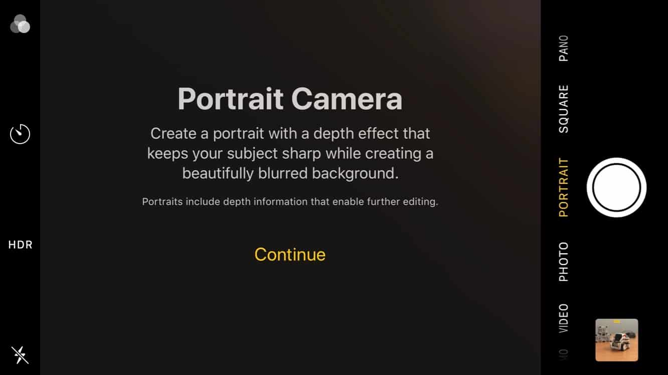 iOS 11 drops 'beta' status for Portrait Mode, allows effect to be removed from existing photos