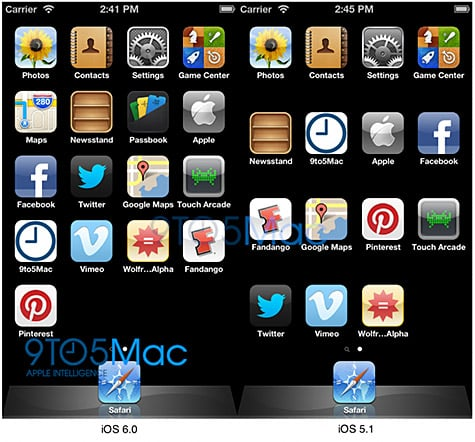 iOS 6 Simulator points to 1136×640 display support
