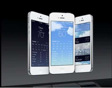 WWDC: Apple debuts iOS 7
