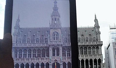 Photo of the Week: iPad 2 in Belgium