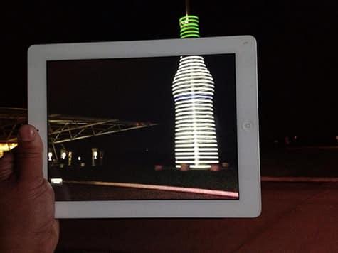 Photo of the Week: Third-Gen iPad in Oklahoma