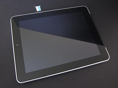 iPad with Wi-Fi + 3G unboxing photos posted