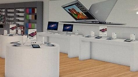 Apple seeking more iPad display space ahead of 'mini' debut?