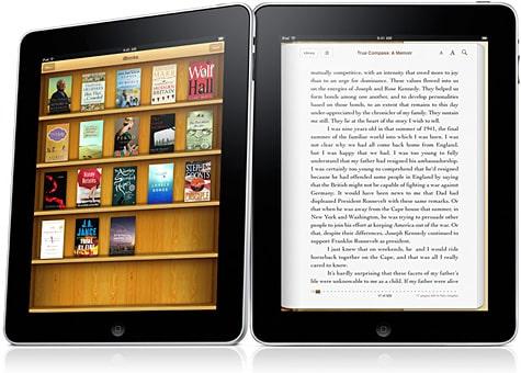 Apple announces iBookstore for iPad