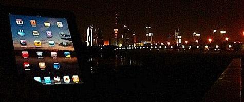 Photo of the Week: iPad in Kuwait
