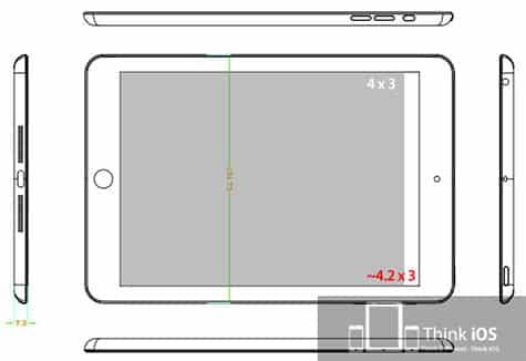 Coordinated 'iPad mini' rumors claim iPod-like thinness, small bezel