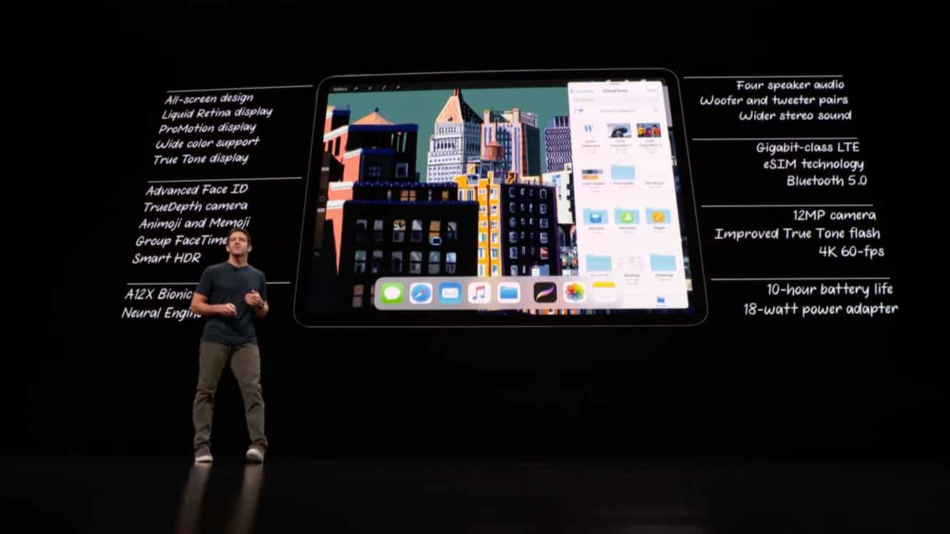 Apple unveils new iPad Pro lineup with Face ID, USB-C connectivity