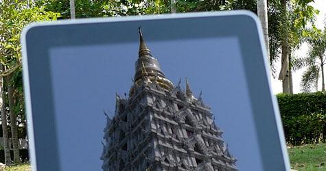 Photo of the Week: iPad in Thailand