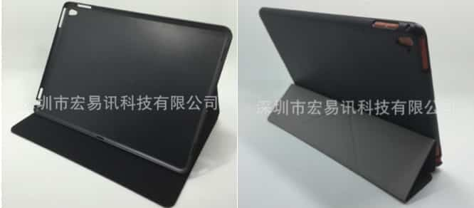 iPad Air 3 case photos reveal Smart Connector support, four speakers