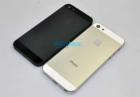 Next-gen iPhone backplate appears, matches report