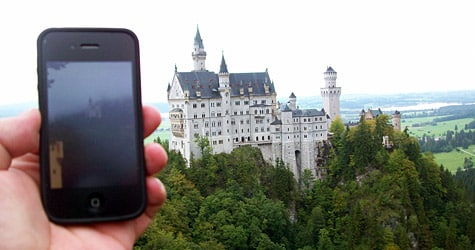 Photo of the Week: iPhone 4 in Germany
