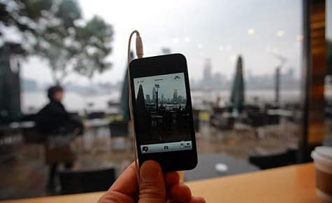 Photo of the Week: iPhone 4 in China