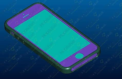 19-pin port 'confirmed' as iPhone 5 case renderings leak