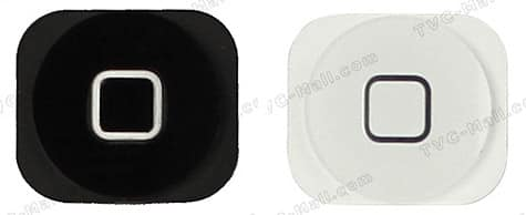 Next-gen iPhone Home buttons spotted