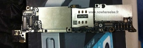 Alleged next-generation iPhone Logic Board photos appear