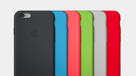 Apple shows iPhone 6 and iPhone 6 Plus cases