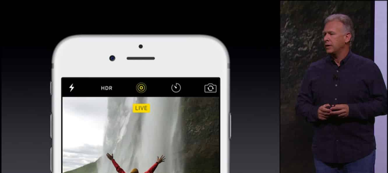 Report: iPhone 6s Live Photos to take up 2X the storage